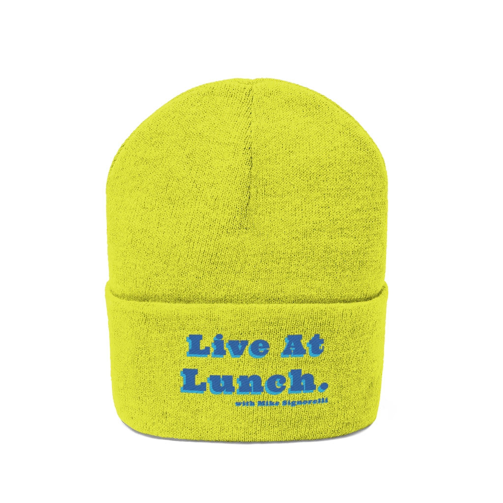 Live At Lunch Beanie
