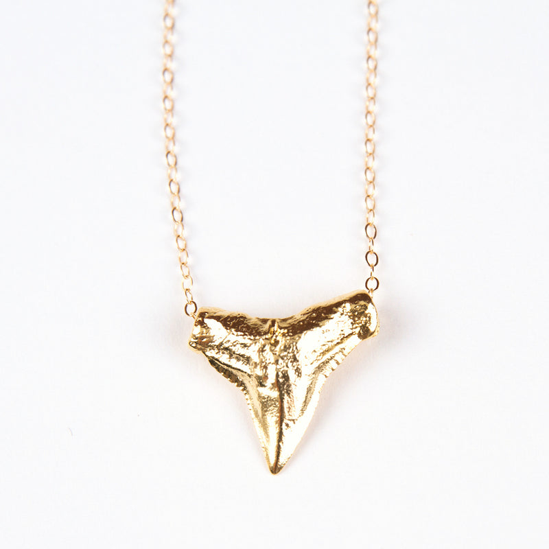 Sliding Jaws Necklace