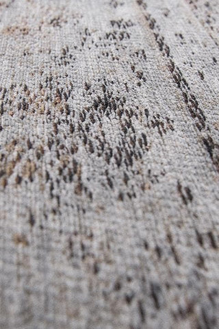 Fading World Medallion Grey Ebony 8257 Detail of Pile