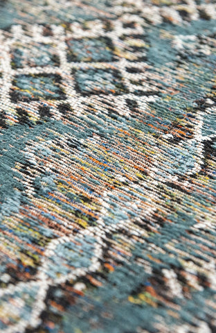 Antiquarian Kilim - Zemmuri Blue 9110