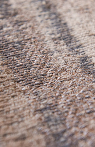 Louis De Poortere Atlantic Monetti Giverny Beige 9121 Detail of Rug Pile