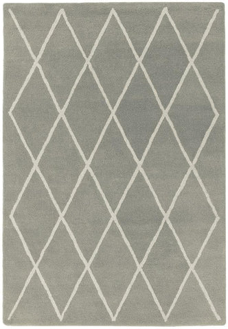 Asiatic Rugs Albany Diamond Silver