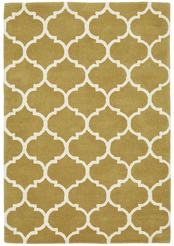 Asiatic Rugs Albany Ogee Ochre