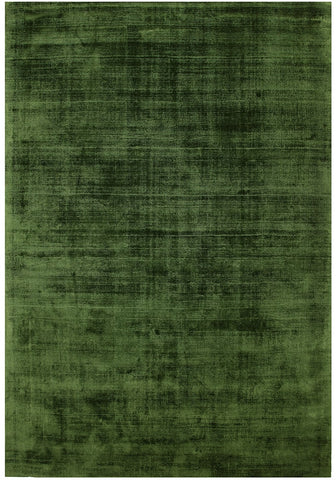 RUGHAUS Asiatic Blade Green Rug top of Pile