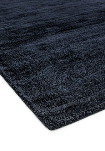 RUGHAUS Asiatic Blade Navy Detail of Pile