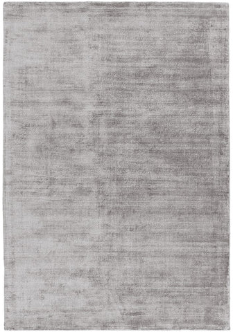 RUGHAUS Asiatic Blade Silver Top of Rug