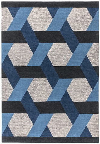 Asiatic Camden Blue Rug