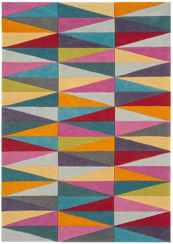 Asiatic Rug Funk Triangles Rugs Top of Pile