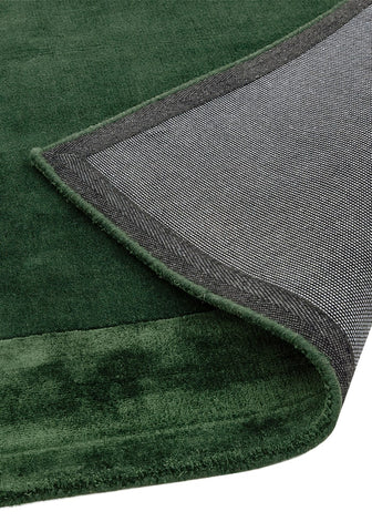 RUGHAUS Asiatic Ascot Green Back of Rug