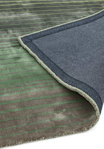 Asiatic RUGHAUS Holborn Green back of Rug