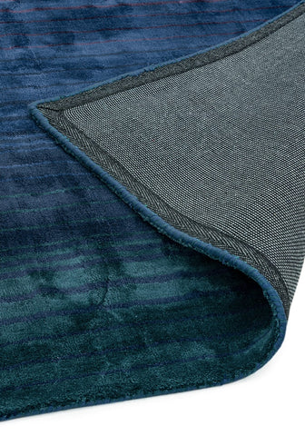 Asiatic RUGHAUS Holborn Indigo Back of Rug