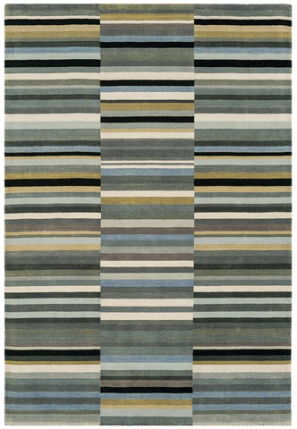 Asiatic - Jacob, Black top down photo of rug