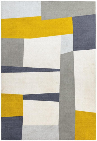 Asiatic Rugs Riley RL04 Yellow