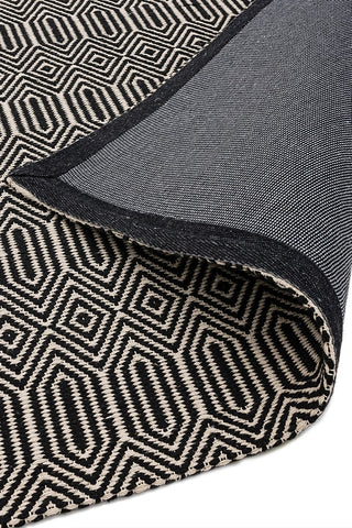 Asiatic Rugs Sloan Black Under rug