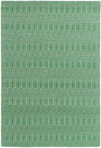 Asiatic Rugs Sloan Green - Top of Rug