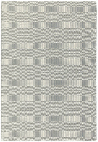 Asiatic Rugs Sloan Silver - Top of Rug