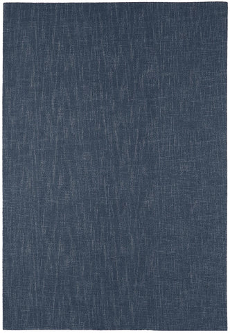 Asiatic Rugs, Tweed Denim Blue Navy Rug