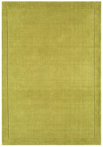 Asiatic Rugs York Green Top Down