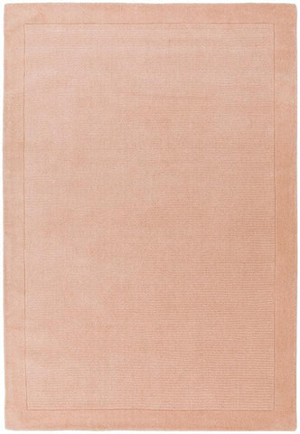 Asiatic Rugs York Pink Wool Rug