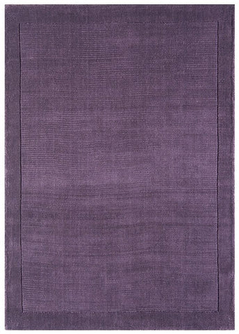 Asiatic Rugs York Purple Wool Rug