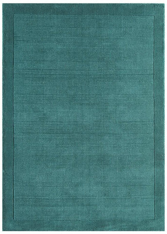 Asiatic Rugs York Teal Wool Rug