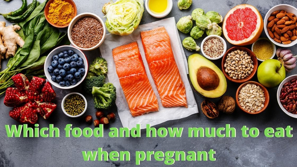 healthy foods to eat when you are pregnant