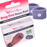 SpeciallyMe Anti-Nausea Acupressure Bands