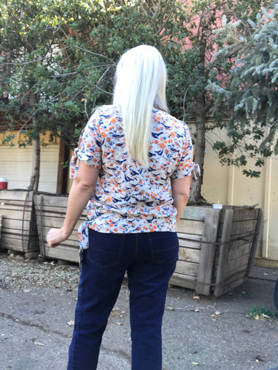 Lucerne Blouse by Hey June Handmade