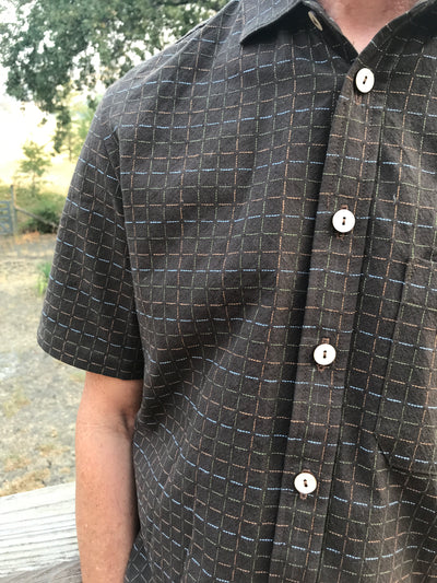 Men's Fairfield Button-Up by Thread Theory Designs