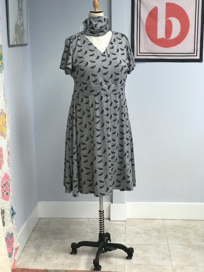 Alcott Dress by Cashmerette Patterns