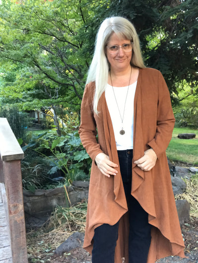 Madison Cardigan by Style Sew Me
