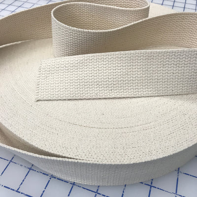 "2"" Wide Cotton Webbing"