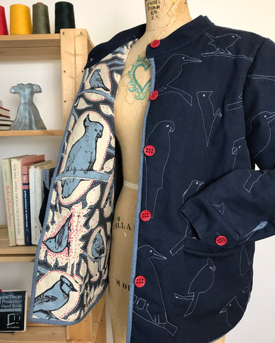 Tamarack Jacket and Vest by Grainline Studio