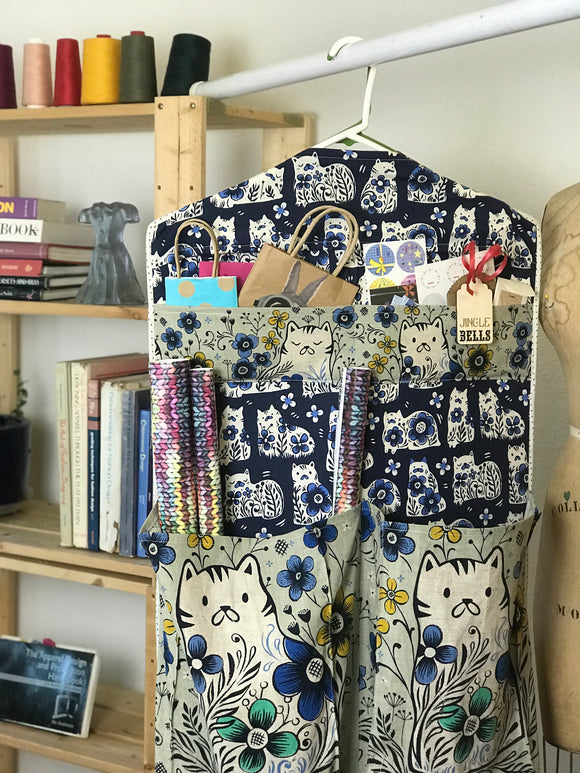 Closet Organizer by Sew Sew Patterns