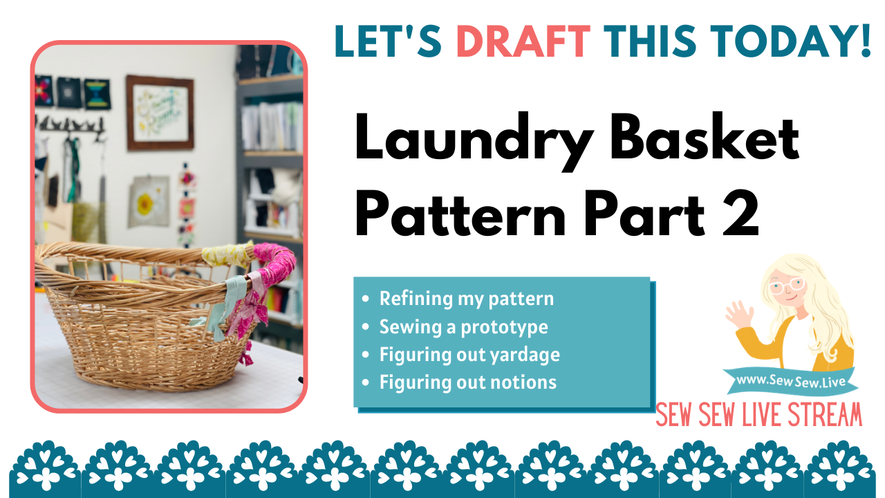Laundry Basket Pattern