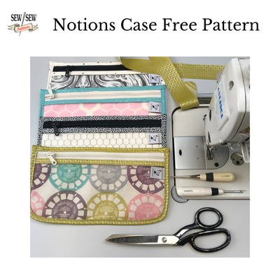 Notions Case by Chicken Boots
