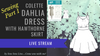 Dahia Dress by Colette Patterns
