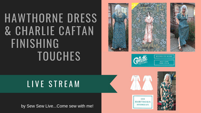 Hawthorne Dress by Colette Patterns