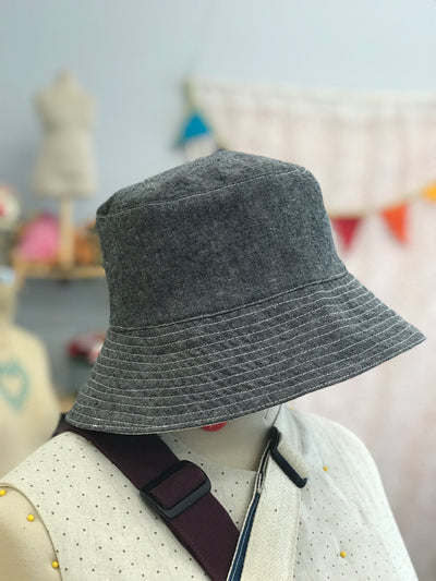 Sorrento Bucket Hat by Elbe textiles
