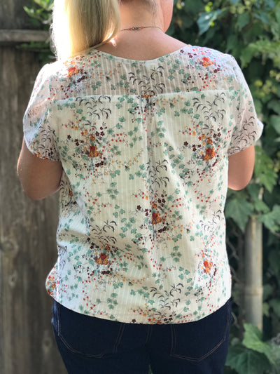 Scout Tees by Grainline Studio