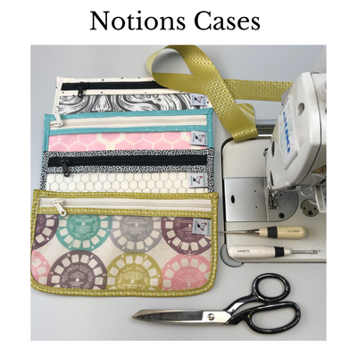 Notions Case by Chicken Boots (Finished Product)