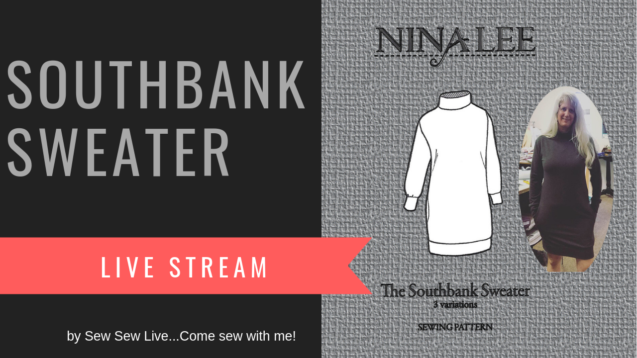 Southbank Sweater by Nina Lee