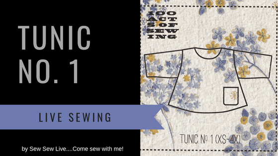 Tunic No. 1 by 100 Acts of Sewing