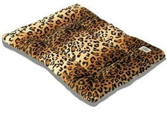 Leopard Sleep-ezz Dog Crate Mat - Medium