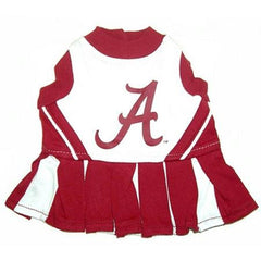 Alabama Crimson Tide Cheer Leading XS
