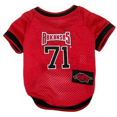 Arkansas Razorbacks Jersey Small