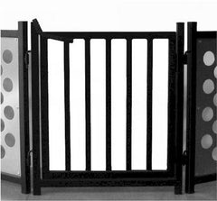Walk Thru For Free Standing Pet Gates