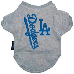 Los Angeles Dodgers Dog Tee Shirt - Large