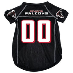 Atlanta Falcons Deluxe Dog Jersey - Small