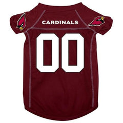 Arizona Cardinals Deluxe Dog Jersey - Extra Large